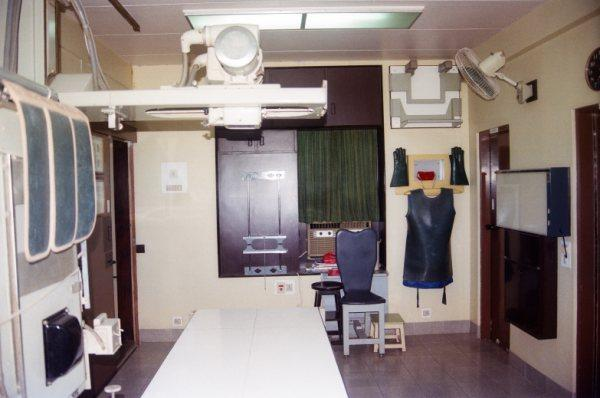 Dr.Chandan's X-ray Clinic X-ray Room & Dark Room